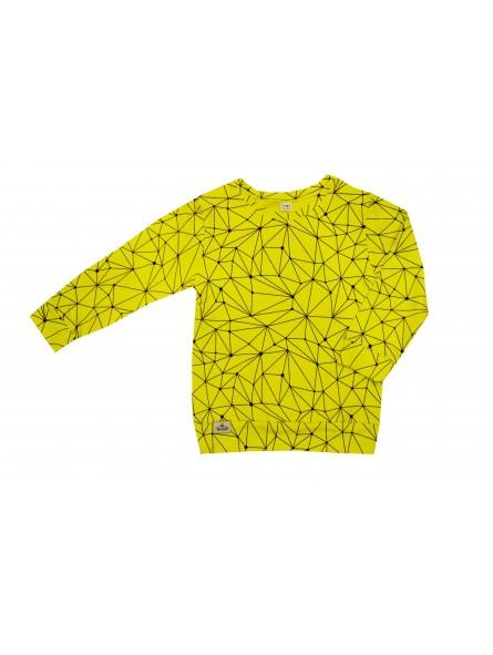 Bluza Angry Birds + spodnie w kolorze niebieskiego jeansu